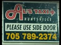 Credit card for taxi rides totalling $100.To be picked up by successful bidder at Al's Taxi office.