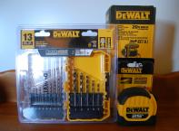 Duffle sports bag with business card case, mixing cup, coffee mug, back pack, pen, tote bag and travel sports cup